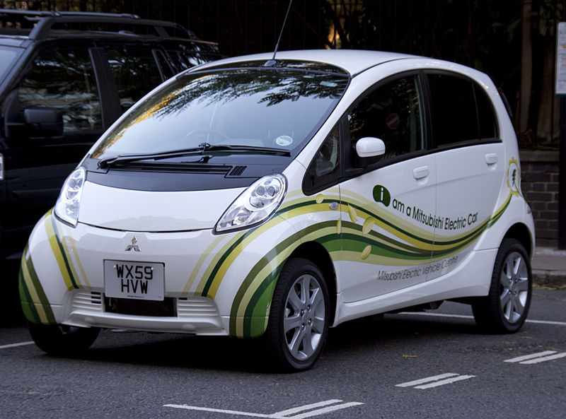 Post-pandemic future - Mitsubishi Electric Car